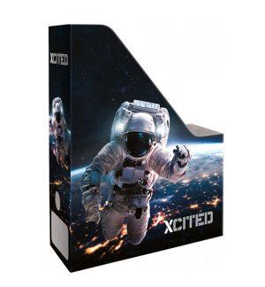 Zakladač skladací A4 X-cited Space